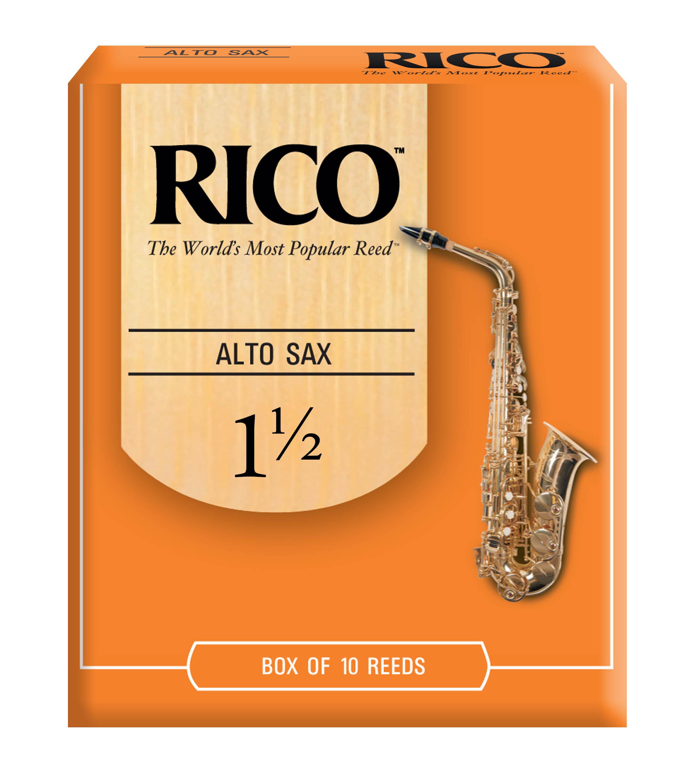 Rico Traditional Orange box